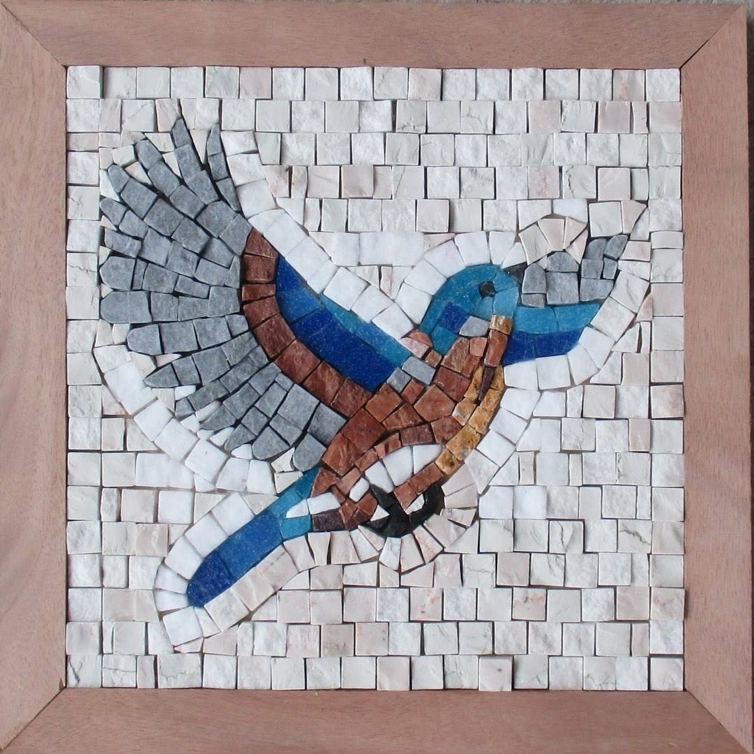 Popular Mosaic Wall Art Kits Intended For Modern Mosaic Kit, Diy Mosaic Art Kits – Myrijoy (View 12 of 15)