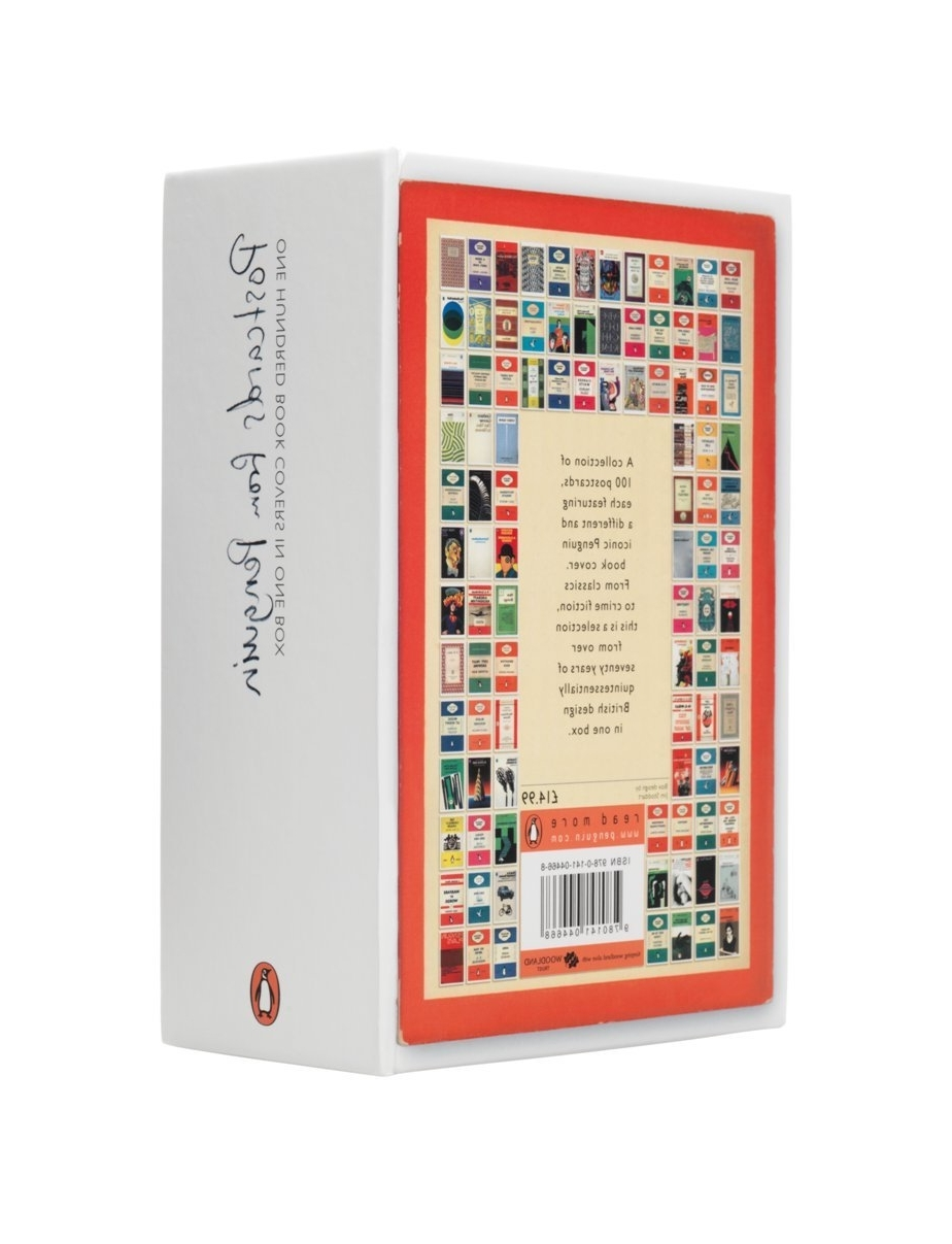 Popular Postcards From Penguin: 100 Book Jackets In One Box: Amazon.co (View 9 of 15)