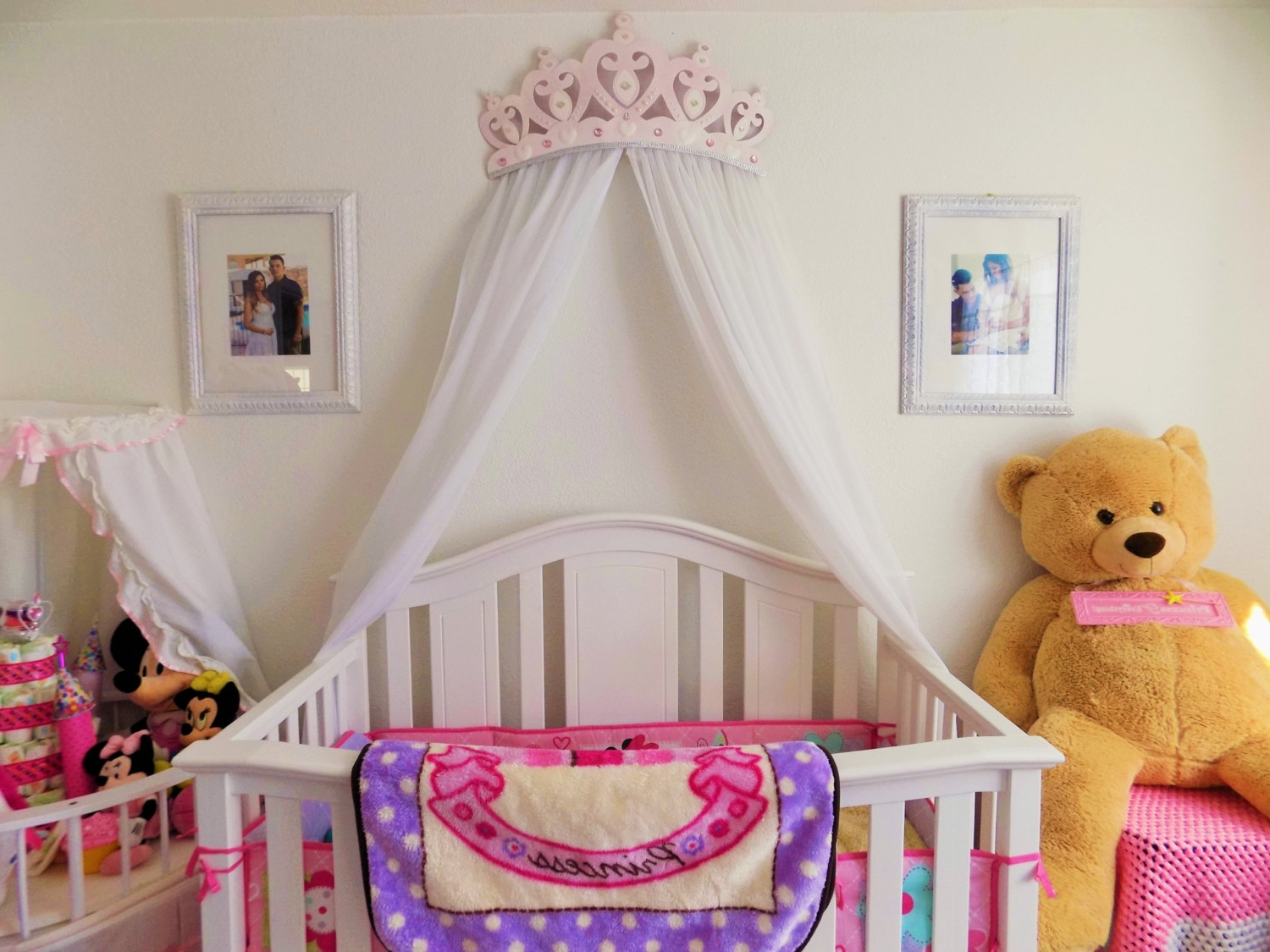 Popular Princess Crown Wall Art With Crown Wall Decor (View 8 of 15)