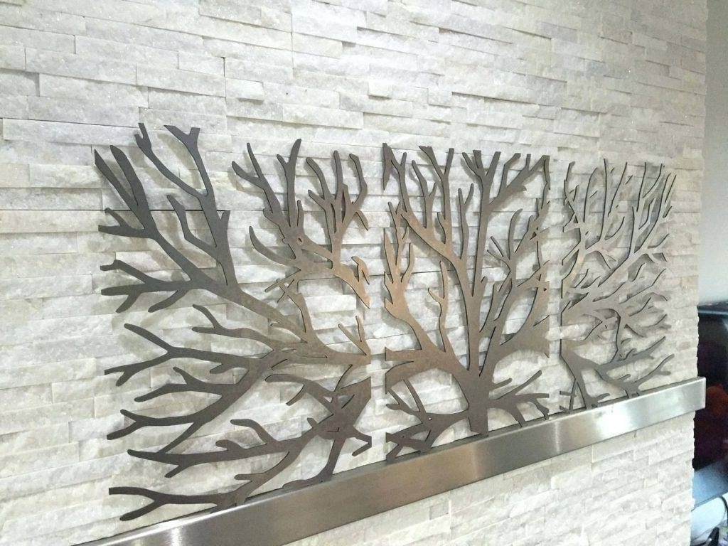 View Gallery of Unusual Metal Wall Art Showing 12 of 15 Photos