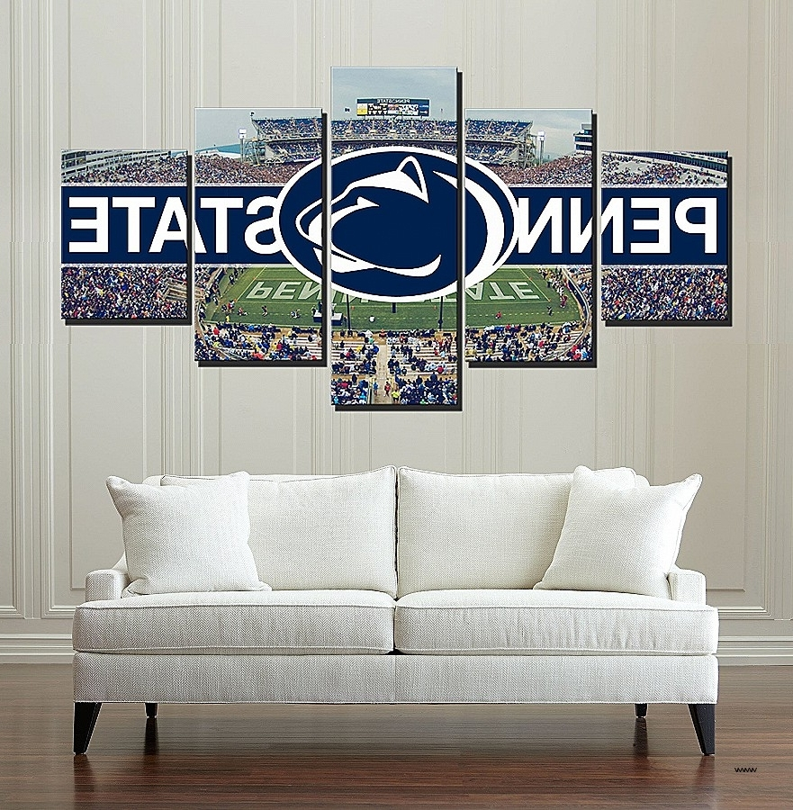Popular Wall Art Elegant Penn State Wall Art High Resolution Wallpaper With Penn State Wall Art (View 13 of 15)
