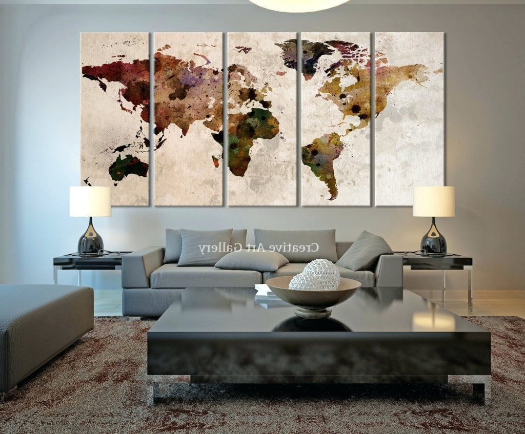 Preferred Big Cheap Wall Art Pertaining To Wall Decor For Big Empty Walls • Walls Decor (View 7 of 15)