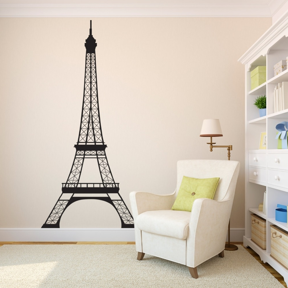 Preferred Buy Paris Theme And Get Free Shipping On Aliexpress Intended For Paris Theme Nursery Wall Art (View 12 of 15)