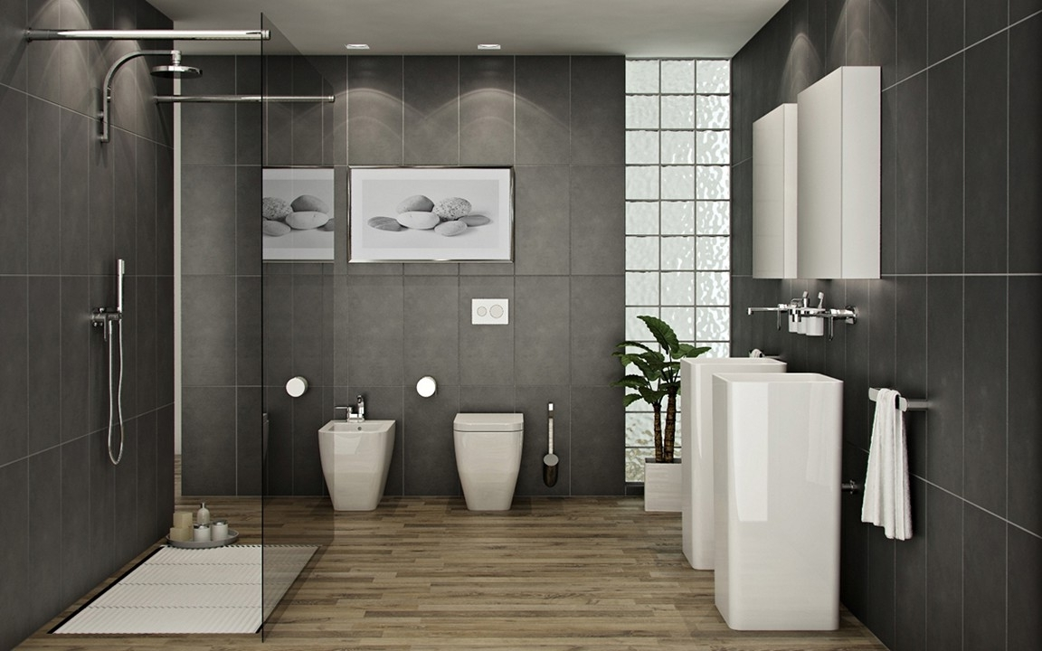 Preferred Contemporary Bathroom Wall Art Pertaining To Cool Bathroom Wall Art Ideas (View 2 of 15)