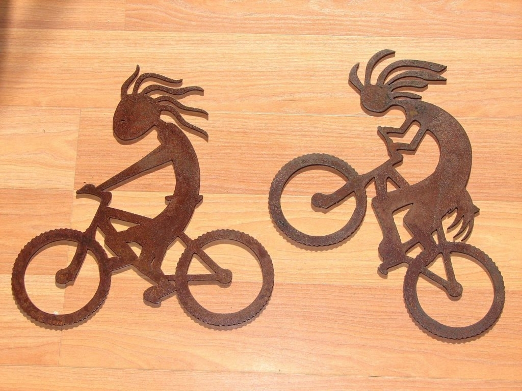 Preferred Cycling Wall Art Pertaining To Wall Arts ~ Cycling Wall Art Stickers Road Bike Wall Art Zoom (View 8 of 15)