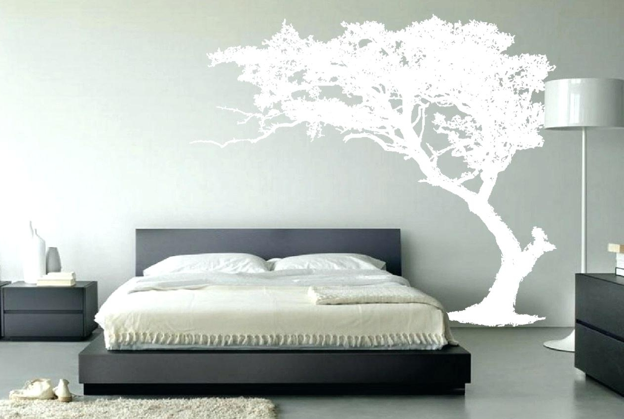 Preferred Decoration: Vinyl Wall Art Trees Featured Image Of Oak Tree Family With Oak Tree Vinyl Wall Art (View 11 of 15)