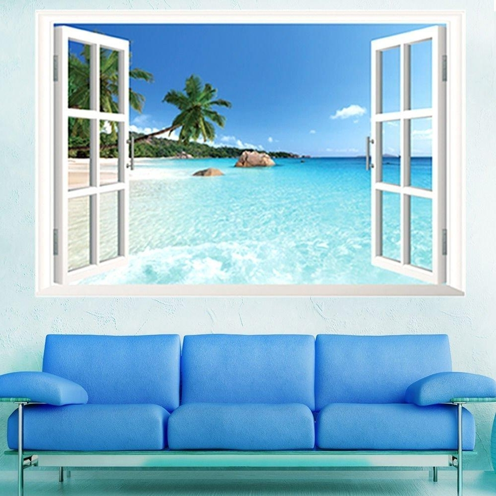 Preferred Love Coco 3d Vinyl Wall Art Pertaining To Paints : 3d Vinyl Wall Tiles With Love Coco 3d & Vinyl Wall Art As (View 4 of 15)