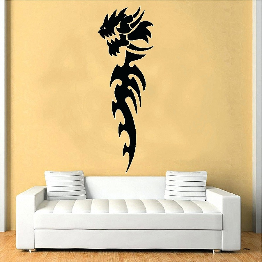 Top 15 of Stencil Wall Art