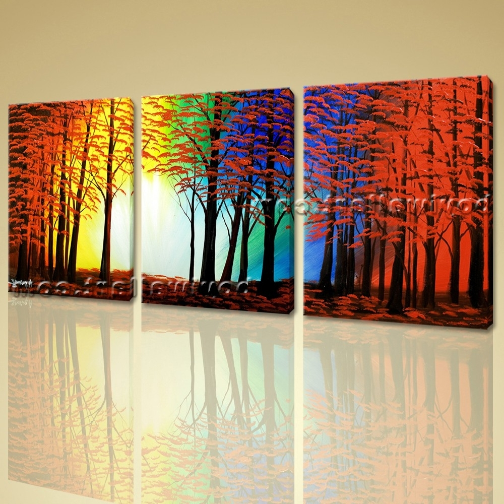 Preferred Wall Art Designs: Abstract Wall Art Large Abstract Landscape Pertaining To Cheap Abstract Wall Art (View 11 of 15)