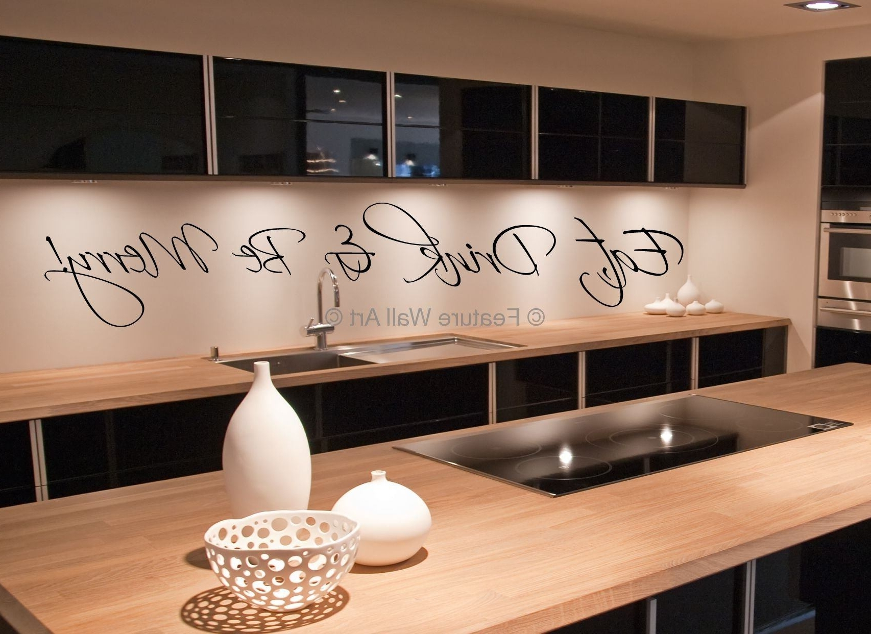 Preferred Wall Art For Kitchens Throughout Large Kitchen Wall Art – Lovable Kitchen Wall Decals Home Design (View 3 of 15)