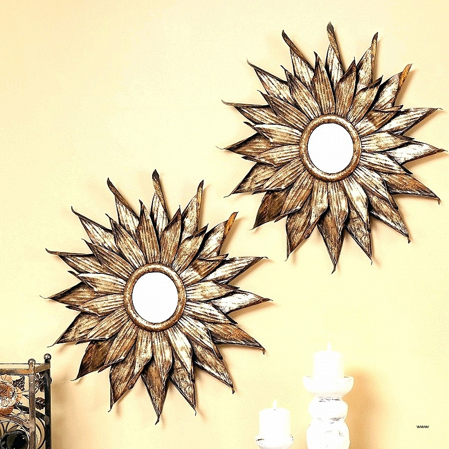 15 Ideas of Metal Sunflower Wall Art