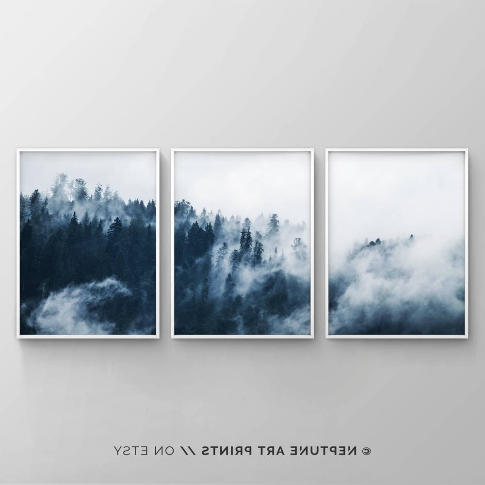 Printable Art And Wall Art Prints For Modernneptuneartprints With 2017 Dark Blue Wall Art (View 5 of 15)