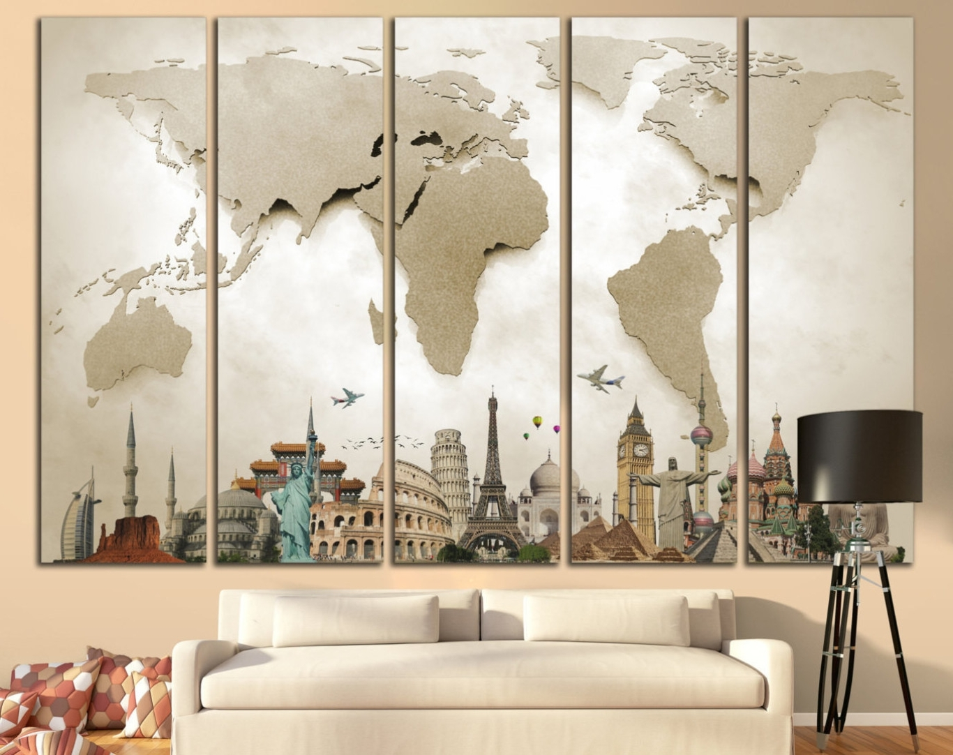 15 Best Collection of Wall Art For Large Walls