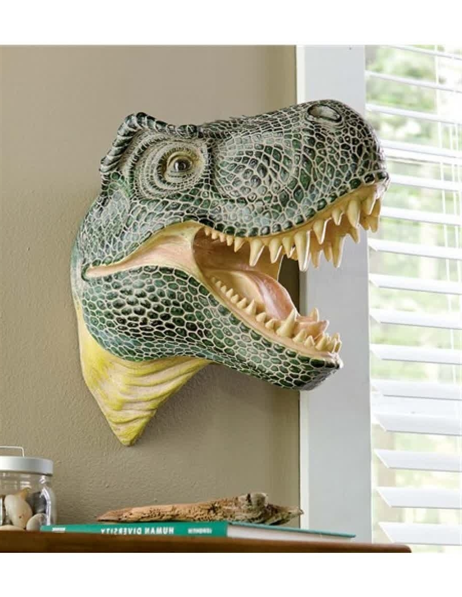 Recent Beetling Brachiosaurus Dinosaur 3D Wall Art Within Innovation 3D Dinosaur Wall Art Decor Amazing Trendy Zoom Room My (View 10 of 10)