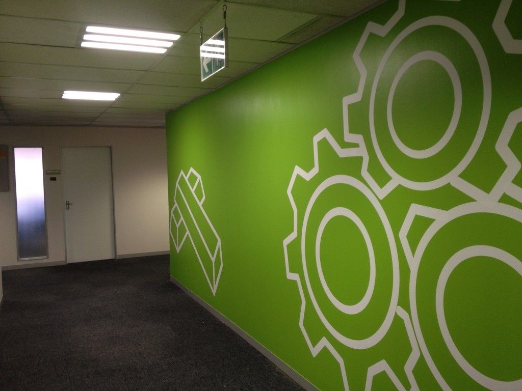 Recent Corporate Wall Art Regarding Chic Design Creative Office Wall Art Cool Office Art Art A (View 2 of 15)