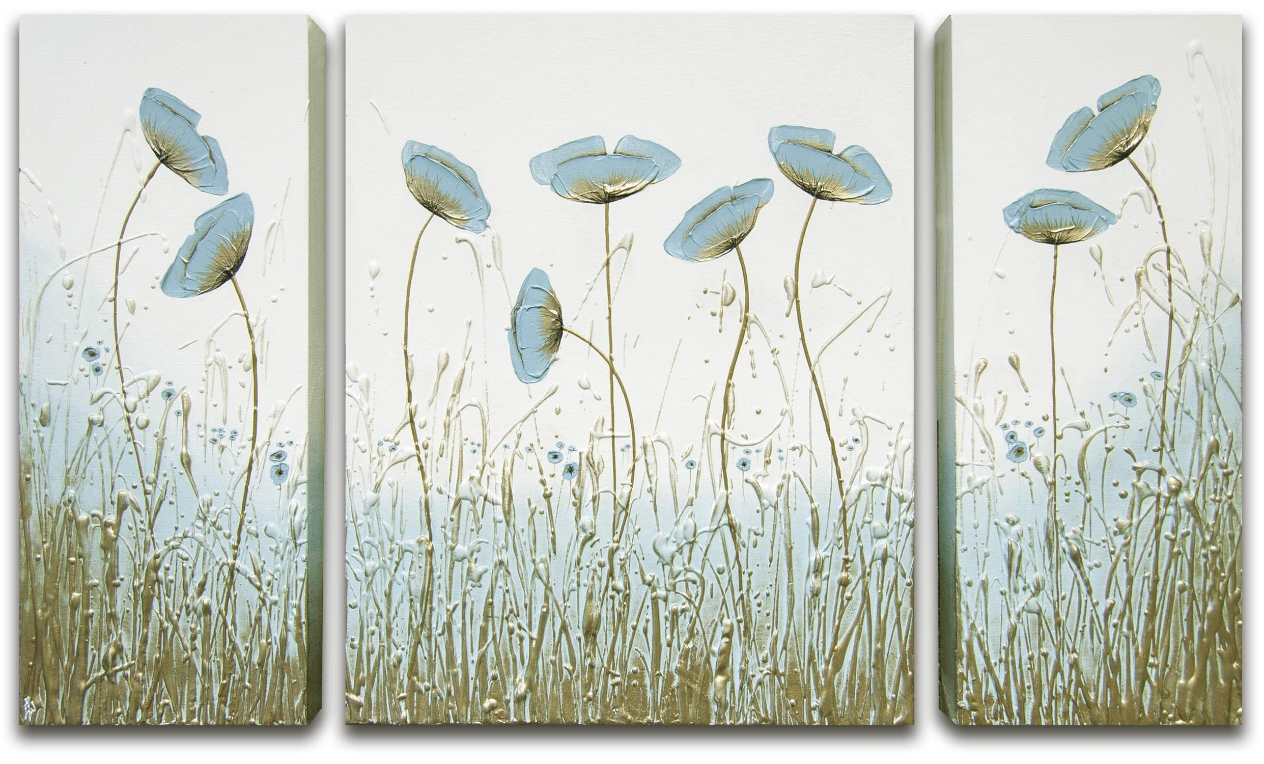 Featured Photo of Duck Egg Blue Wall Art