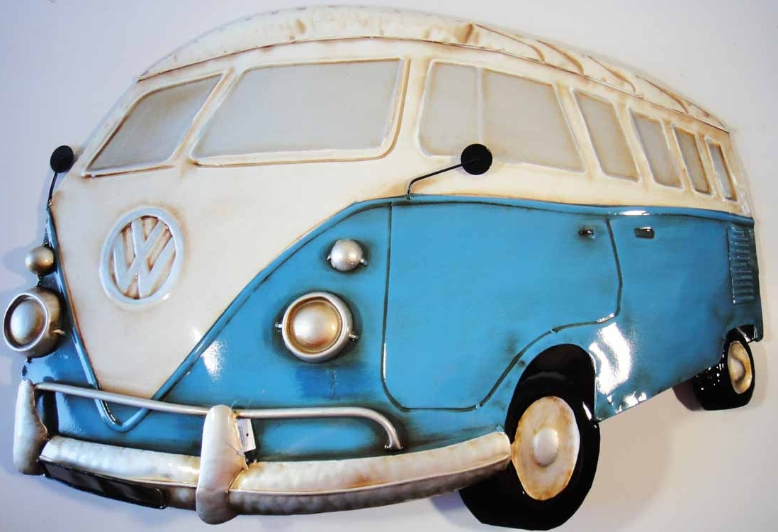 Recent Full Metal Vw Wall Art – Vw Camper Blog Throughout Cream Metal Wall Art (View 11 of 15)