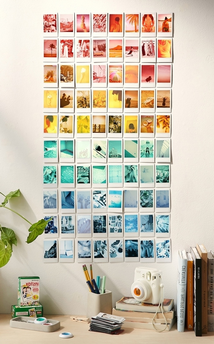 Recent Graphic Design Wall Art Intended For Roundup: 10 Diy Large Scale Wall Art Ideas (Gallery 15 of 15)
