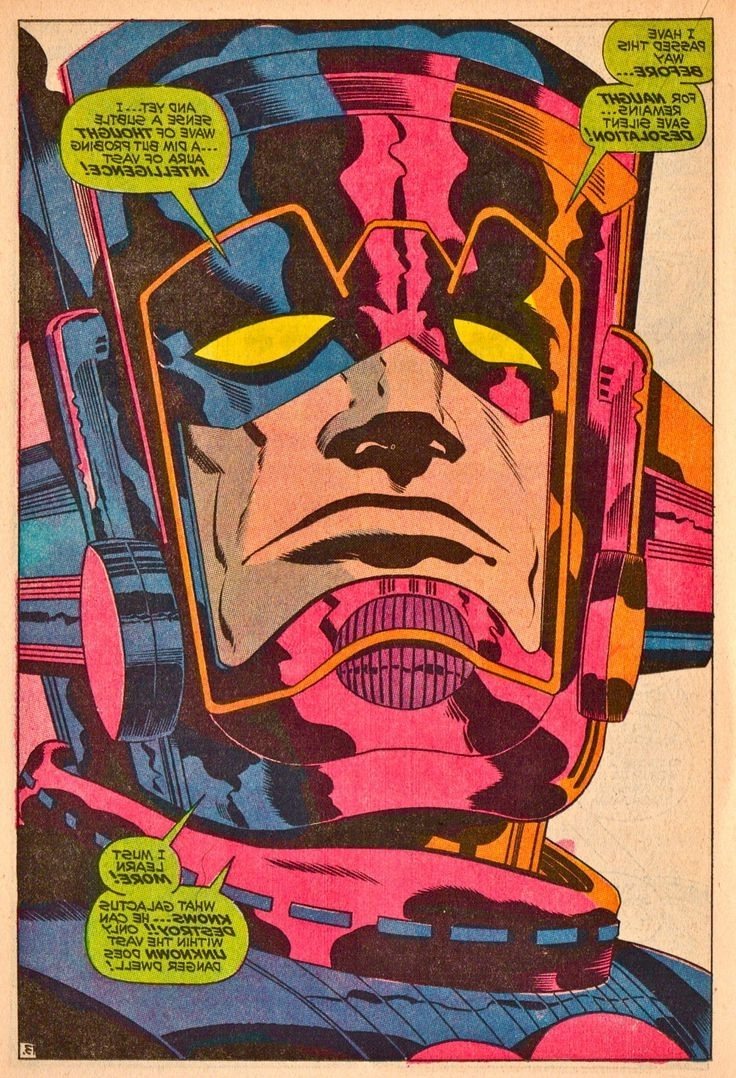 Recent Kirby Abstract Wall Art Inside 36 Best Comic Books Ref (View 12 of 15)