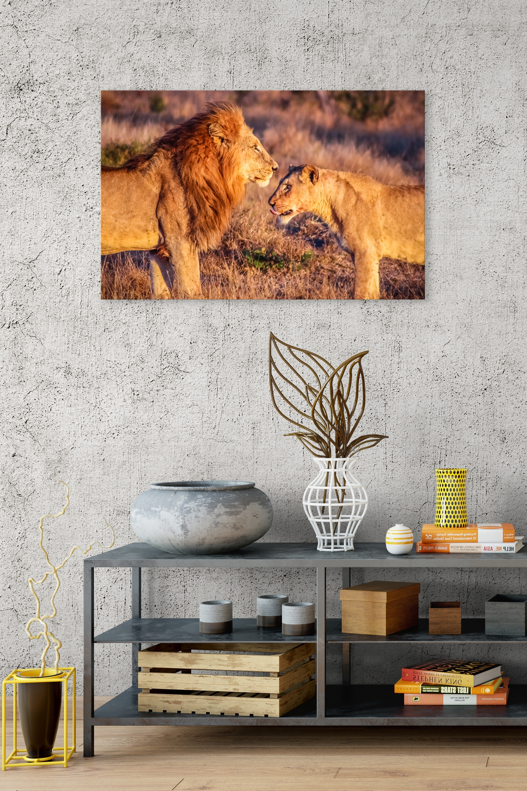 Recent Lions In Love – Rogue Aurora Photography Throughout Lion Wall Art (View 12 of 15)
