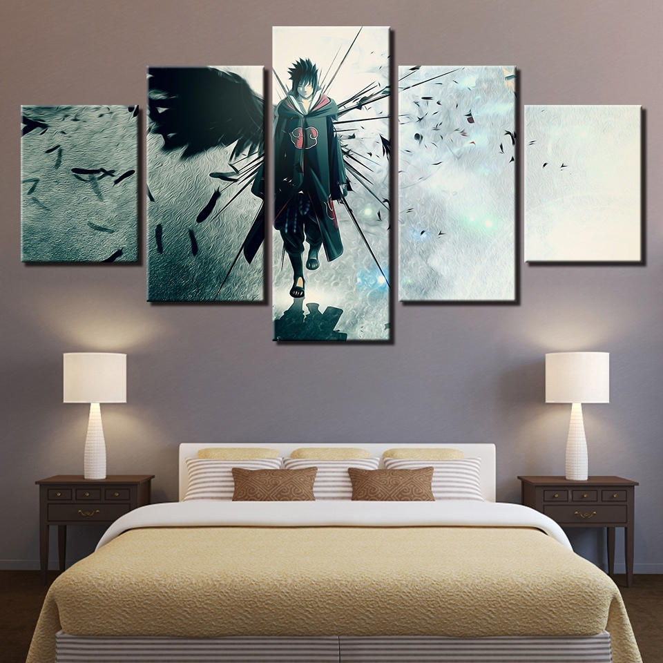 Recent Modular Wall Art For Canvas Poster Home Decor Modular Wall Art Framework 5 Pieces (View 13 of 15)