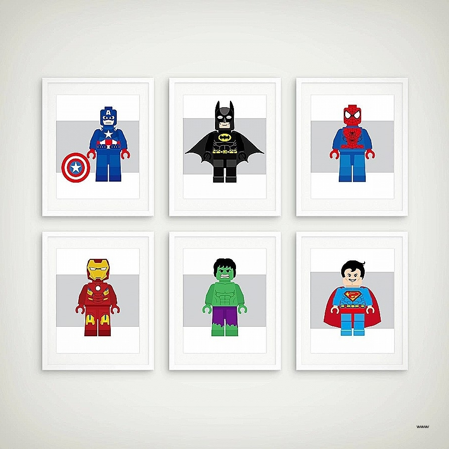 Recent Superhero Wall Art For Kids Throughout Superhero Wall Art For Kids Beautiful Always Be Batman Print (View 7 of 15)