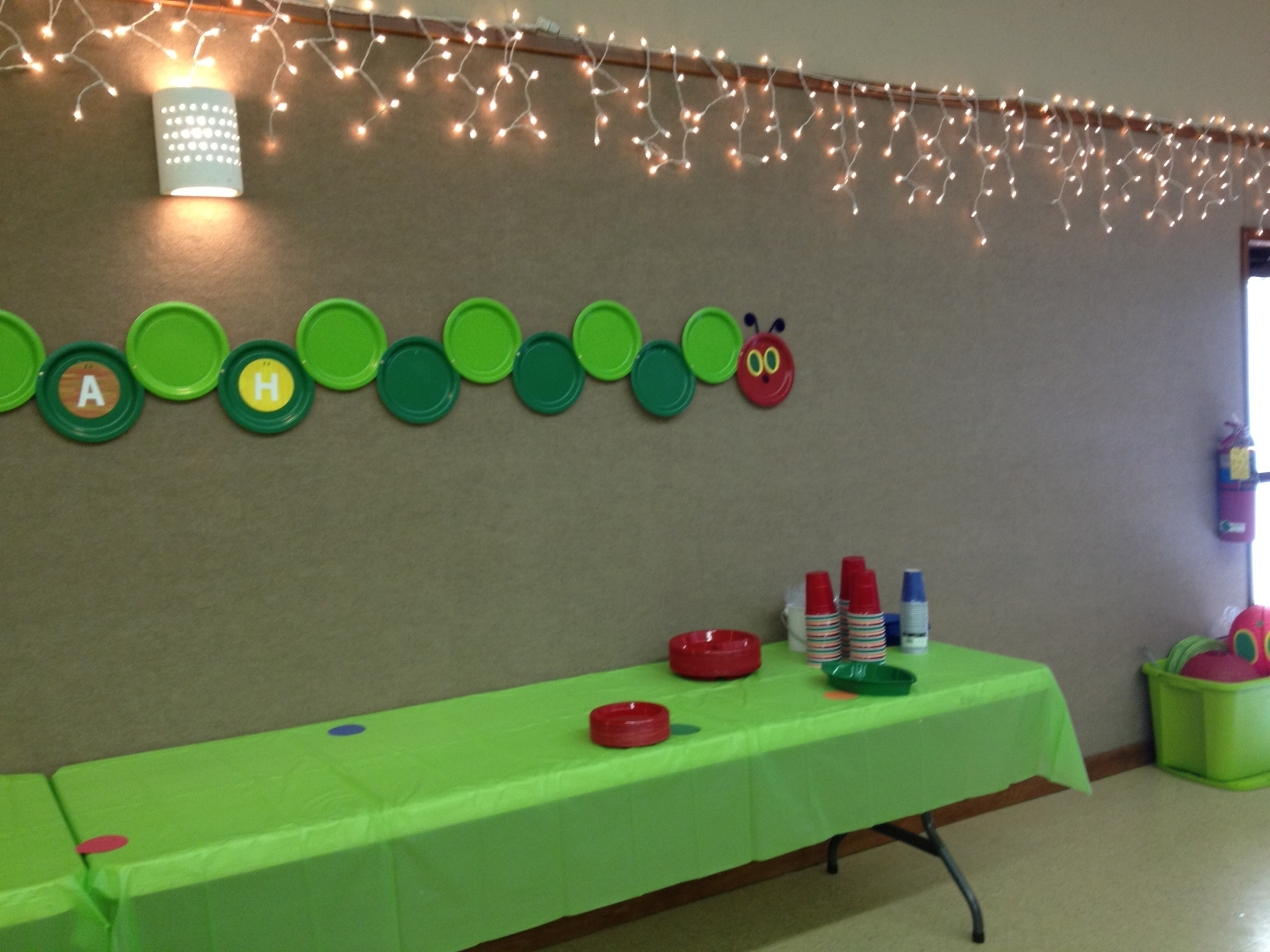 Recent The Very Hungry Caterpillar Decorations – Google Search (View 7 of 15)