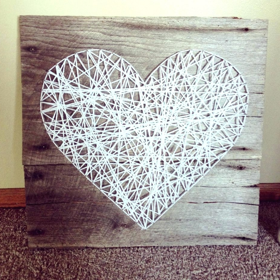 Recent Wall Arts ~ Driftwood Heart Wall Art Wooden Heart Wall Art Wood Pertaining To Driftwood Heart Wall Art (View 9 of 15)