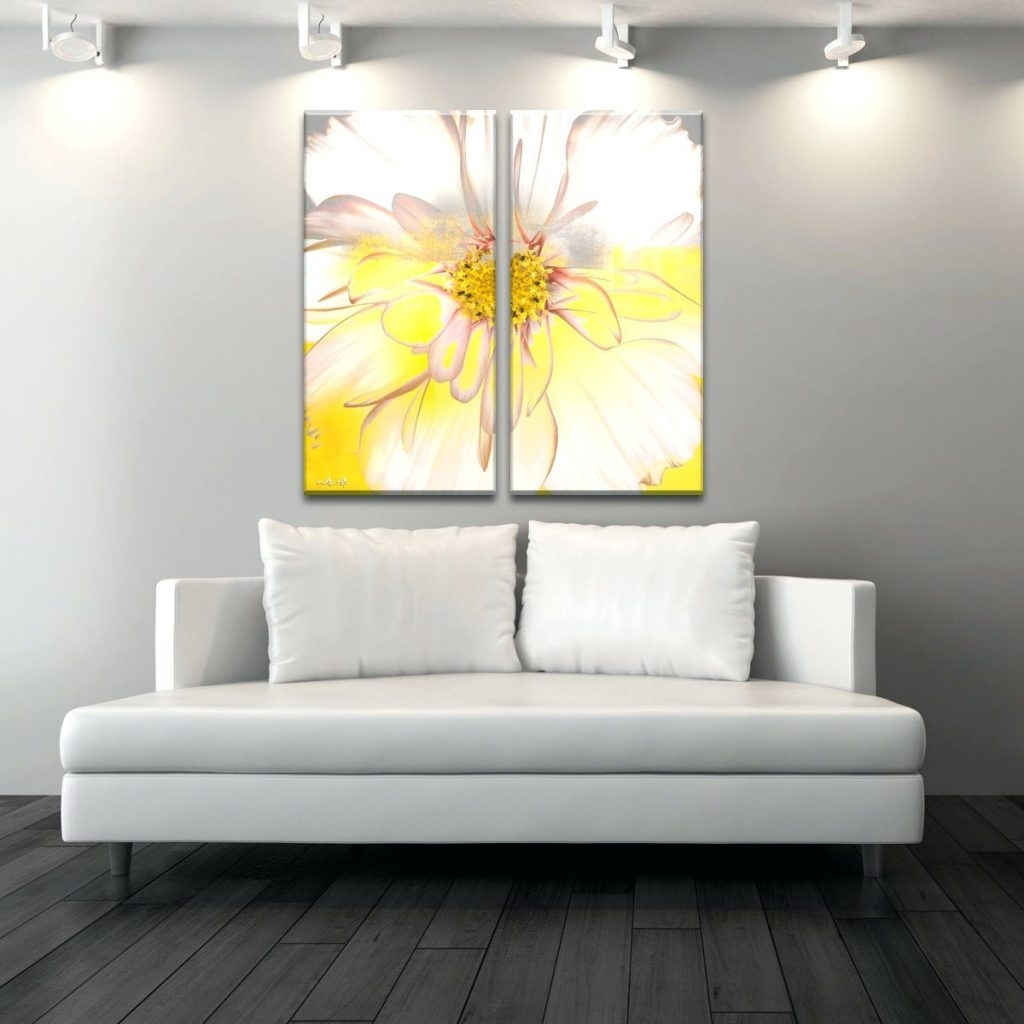 Recent Wall Arts ~ Ready2Hangart Painted Petals Xxxiv 2 Piece Canvas Wall Throughout Matching Canvas Wall Art (Gallery 8 of 15)
