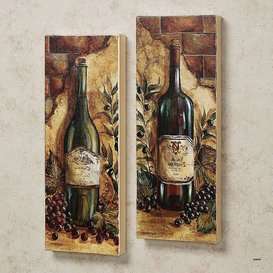 Recent Wine Theme Wall Art With Regard To Vintage Wall Art Canvases Unique Trend Wine Themed Wall Art 91 For (View 4 of 15)