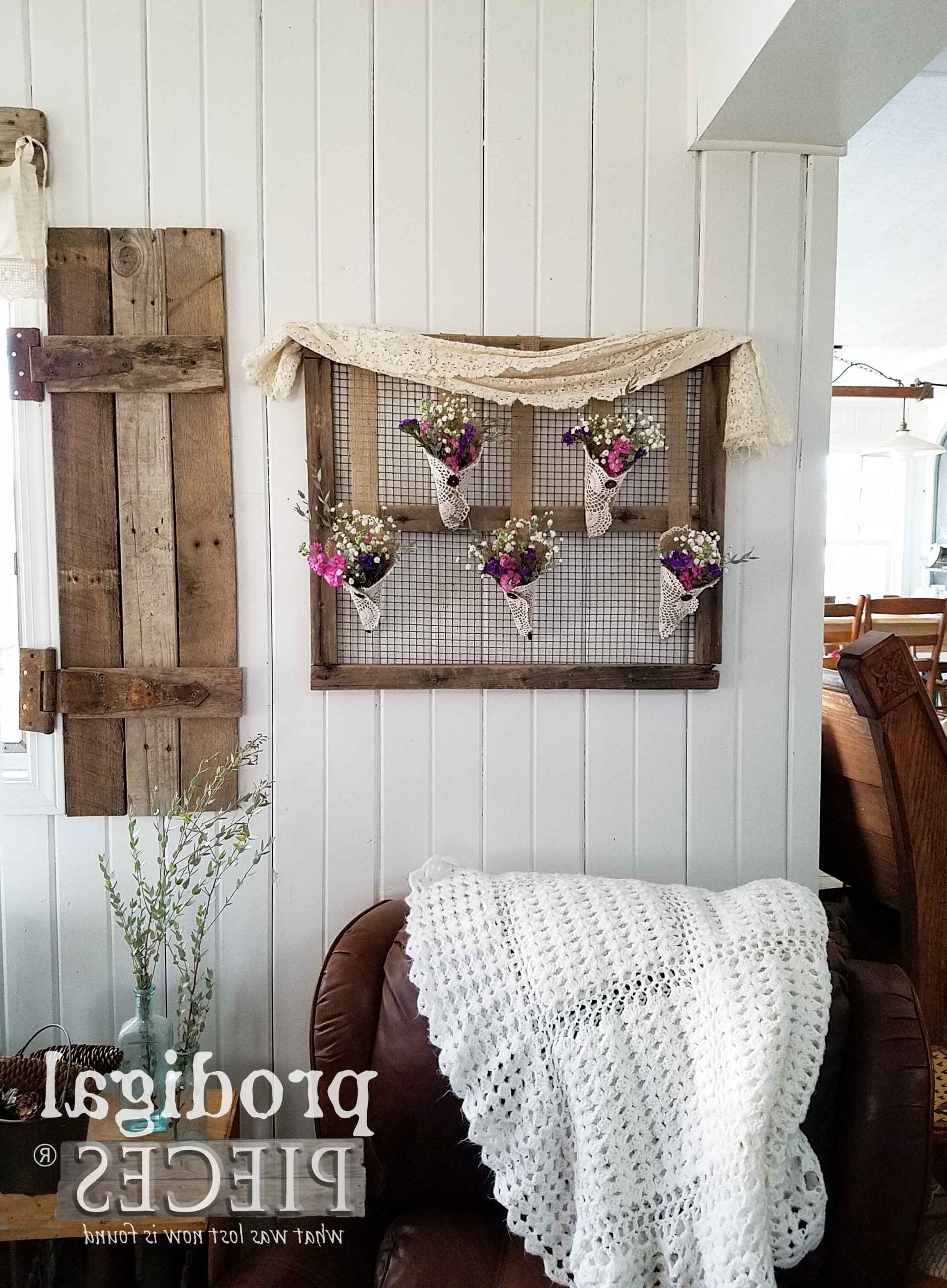 Rustic Wall Art For Farmhouse Style Decor – Prodigal Pieces For Well Known Farmhouse Wall Art (View 9 of 15)