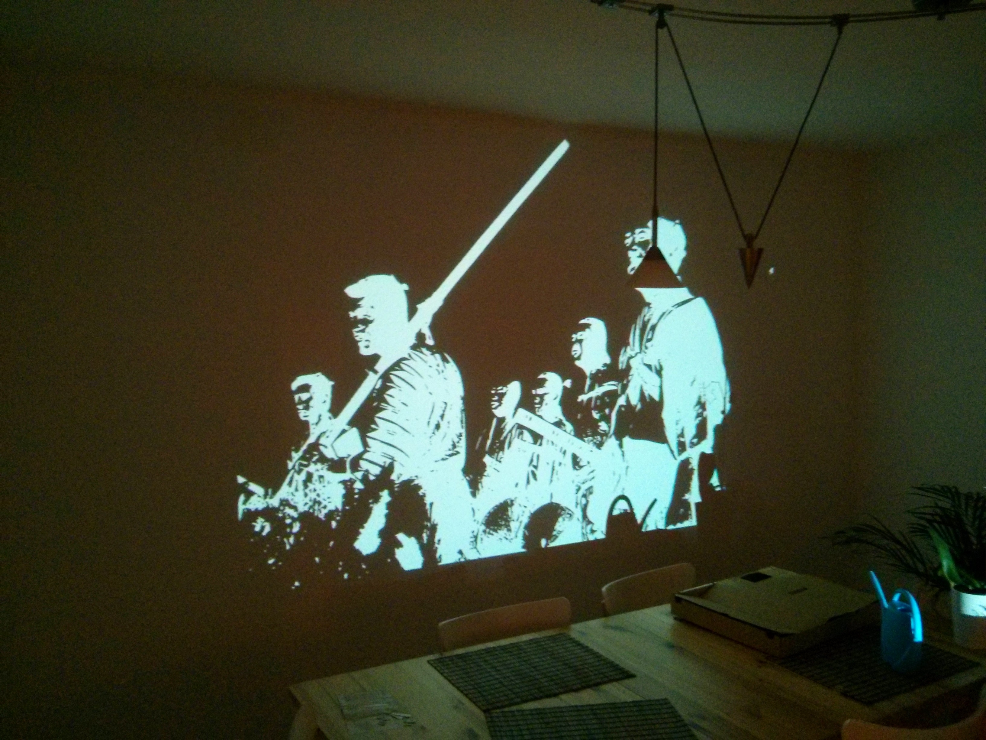 Samurai Wall Art For Famous Painting Seven Samurai – Making Of – Album On Imgur (View 11 of 15)