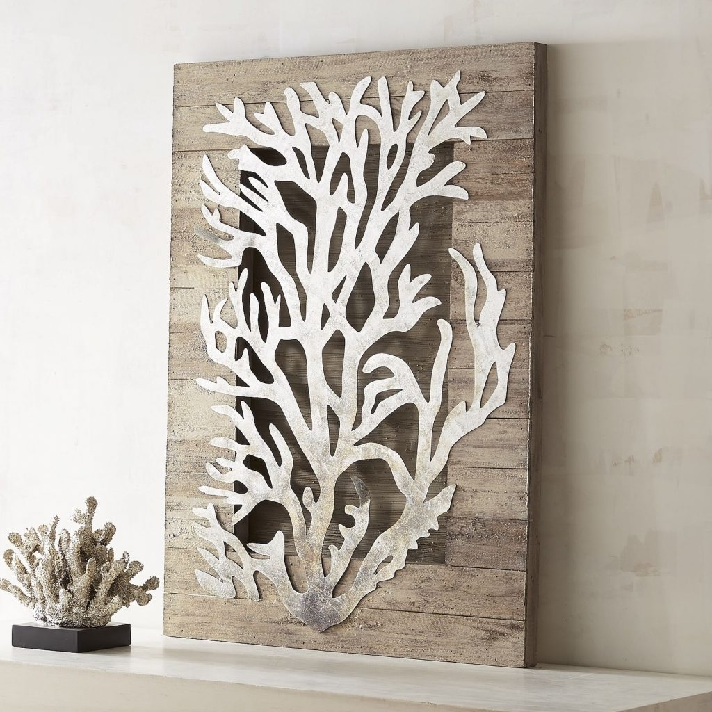 Sea Fan Wall Art With Latest Download Coral Wall Art (View 2 of 15)