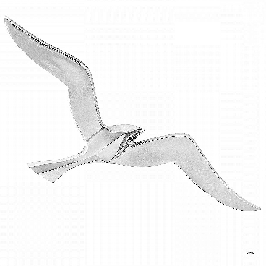 Seagull Metal Wall Art With Regard To Well Liked Seagull Metal Wall Art Beautiful Set Of 2 Silver Aluminium Flying (View 12 of 15)
