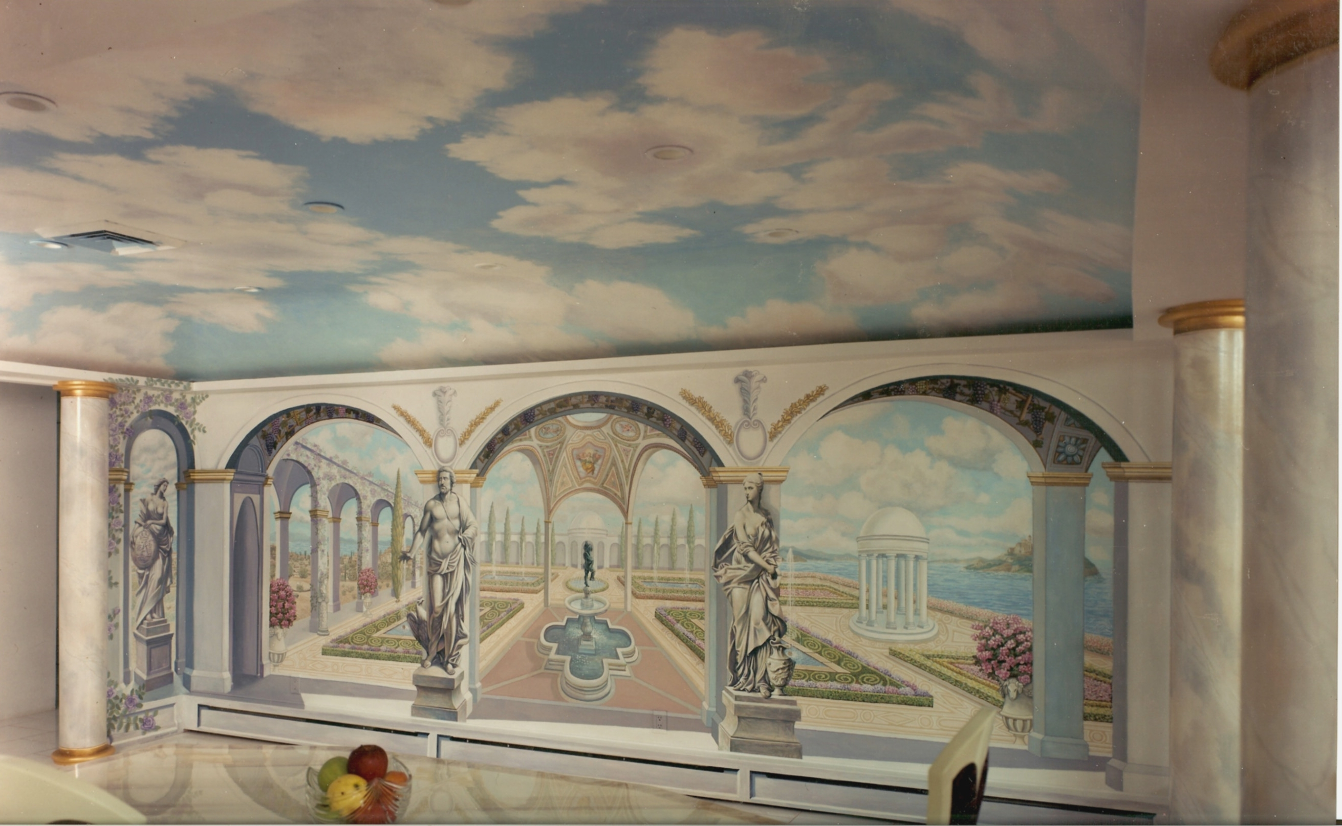 Seven Quick Tips For Italian Murals (View 9 of 15)