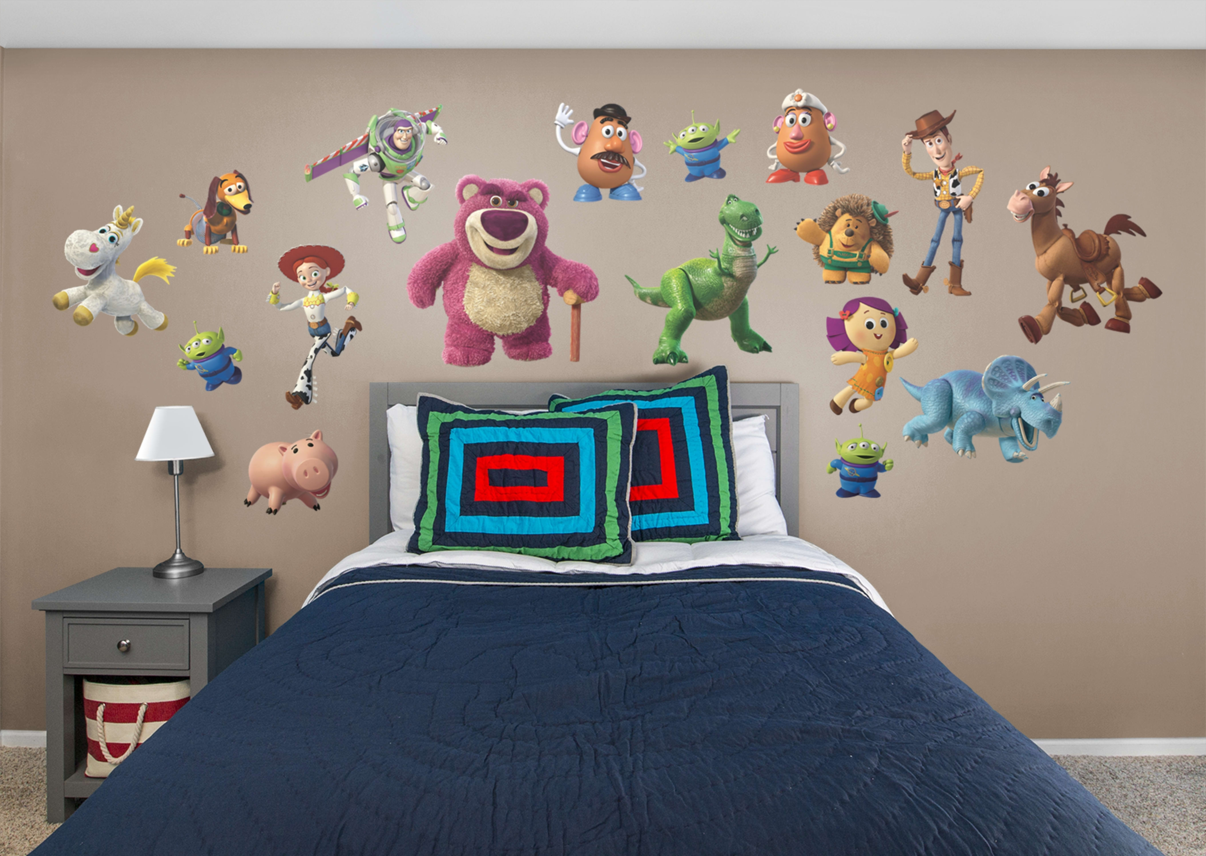 Shop Fathead® For Toy Story Decor (View 2 of 15)