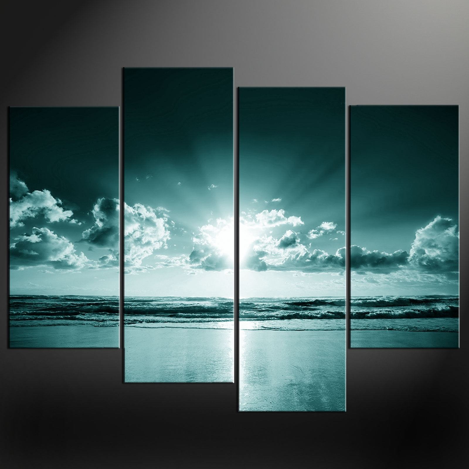 Split Wall Art Regarding Latest Wall Art: Best Collection Split Canvas Wal Art Canvas Art Wall (View 11 of 15)
