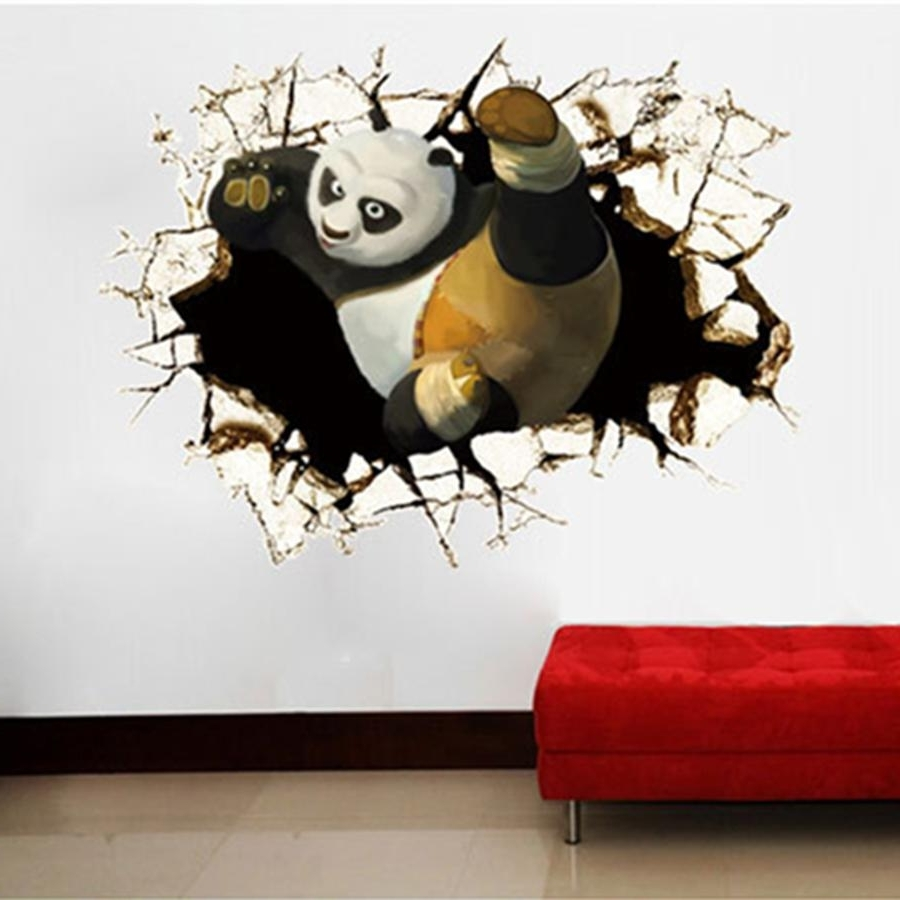 Stickers : Wall Decor Stickers 3d With 3d Wall Art Stickers Uk In Favorite Circles 3d Wall Art (View 9 of 15)