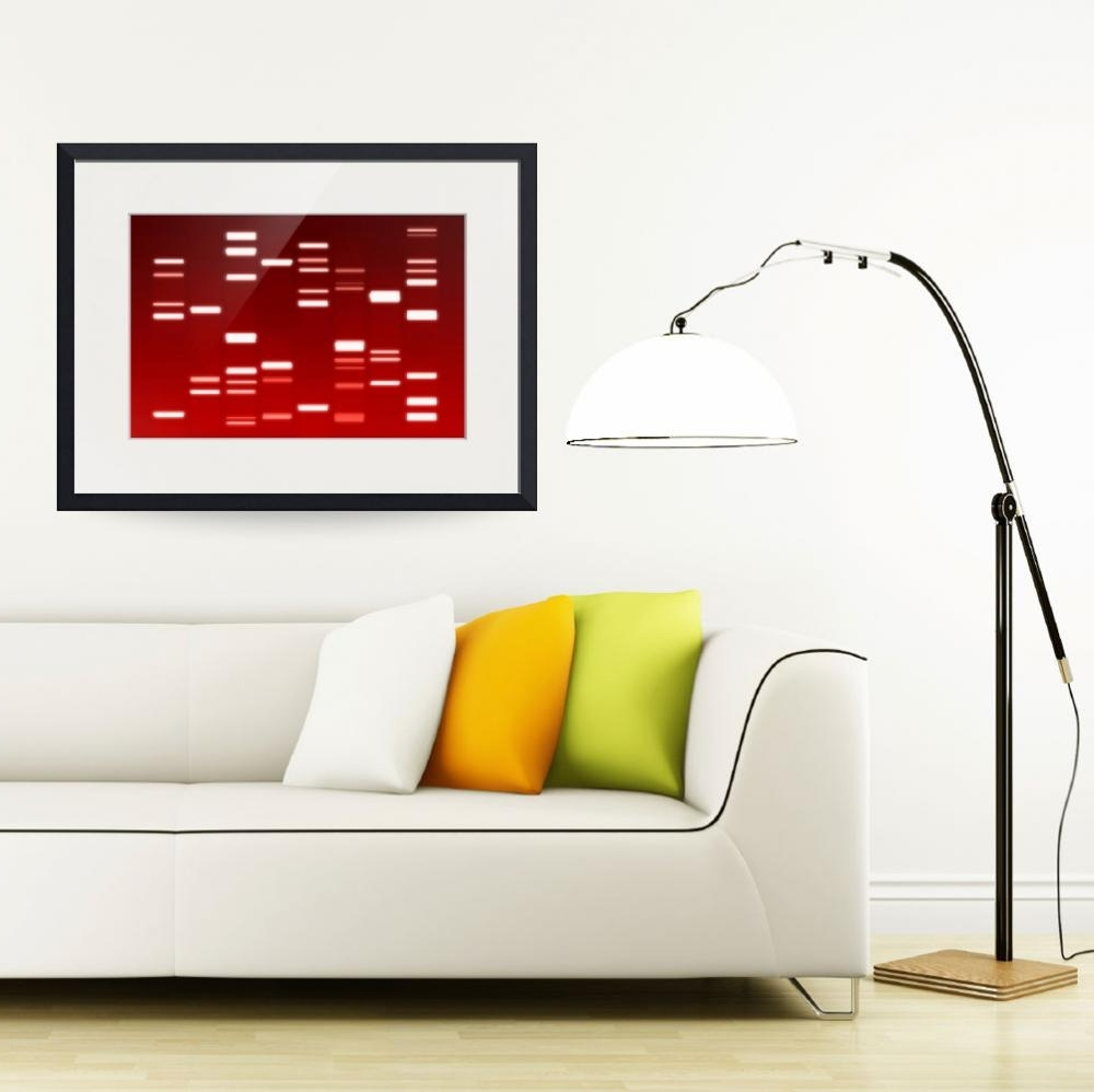 "Stunning ""dna"" Artwork For Sale On Fine Art Prints Within Most Recently Released Dna Wall Art (View 10 of 15)"