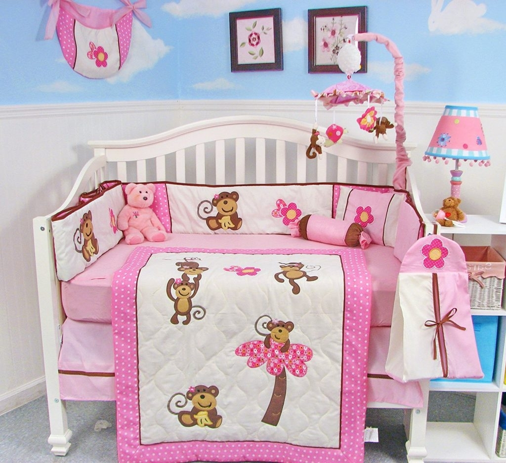 Stunning Sock Monkey Babyg Sets Themed Crib Nursery Set Mini Kmart Regarding Famous Sock Monkey Wall Art (View 12 of 15)