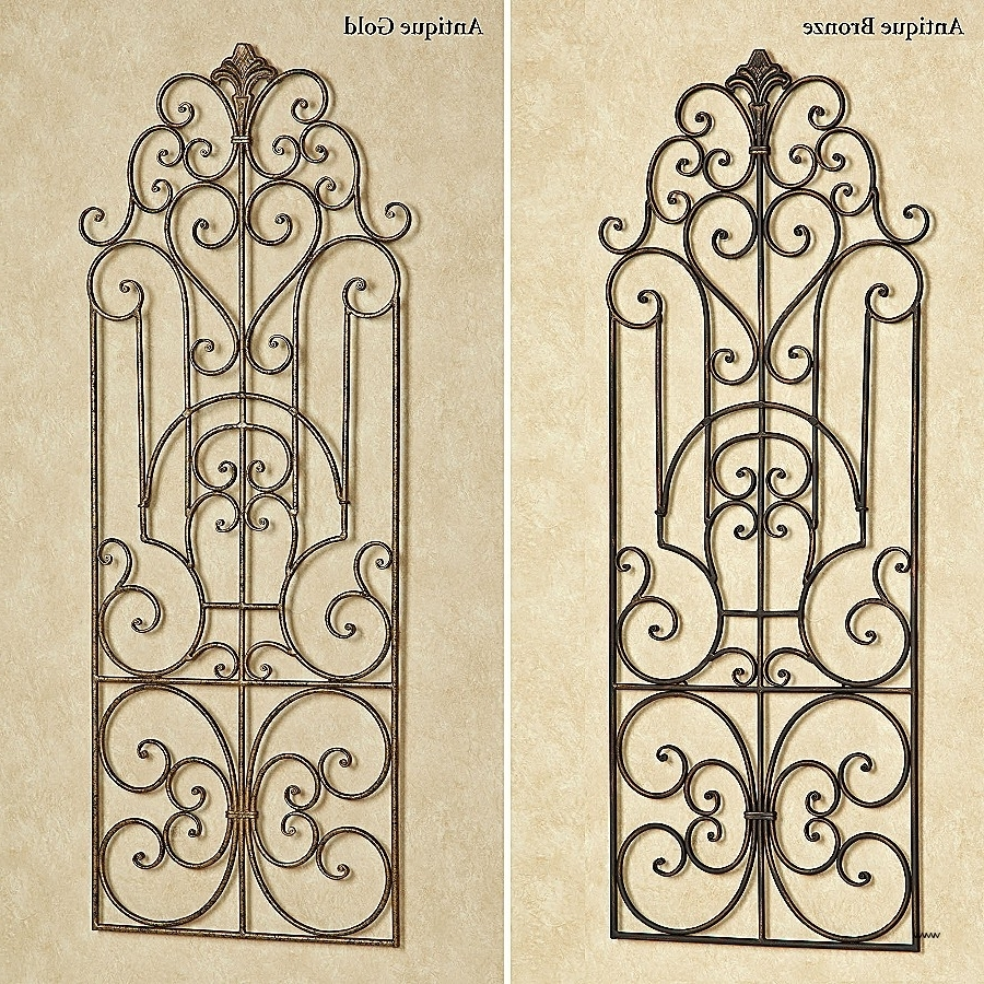 Stylecraft Home Collection Wall Art With Regard To Famous Wall Art Best Of Wrought Iron Garden Wall Art Full Hd Wallpaper (View 10 of 15)