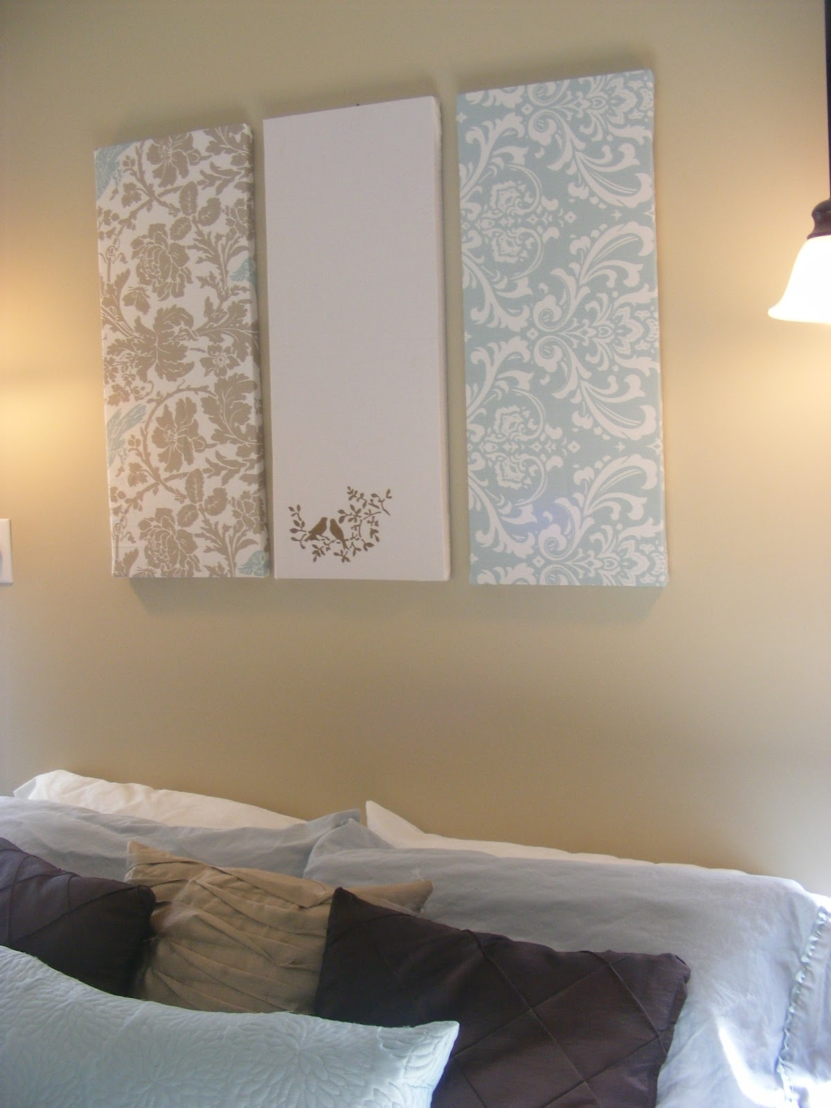 Styrofoam Wall Art With Preferred The Complete Guide To Imperfect Homemaking: Simple, Thrifty Diy Art (Gallery 14 of 15)