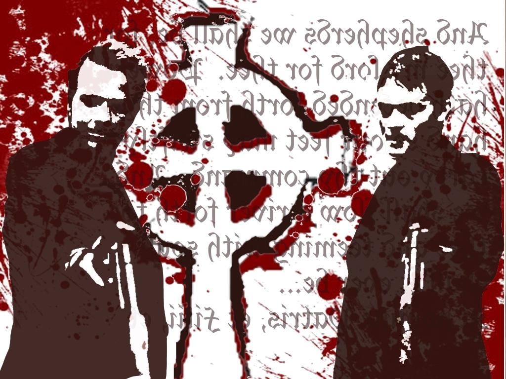 The Boondock Saintskelmo513 On Deviantart Intended For Popular Boondock Saints Wall Art (View 13 of 15)