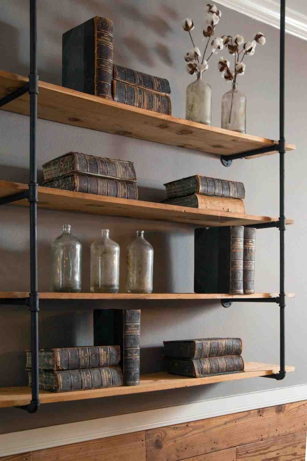 The Images Collection Of Wall Decor Basement Office Video Diy Intended For Well Known Diy Industrial Wall Art (View 12 of 15)