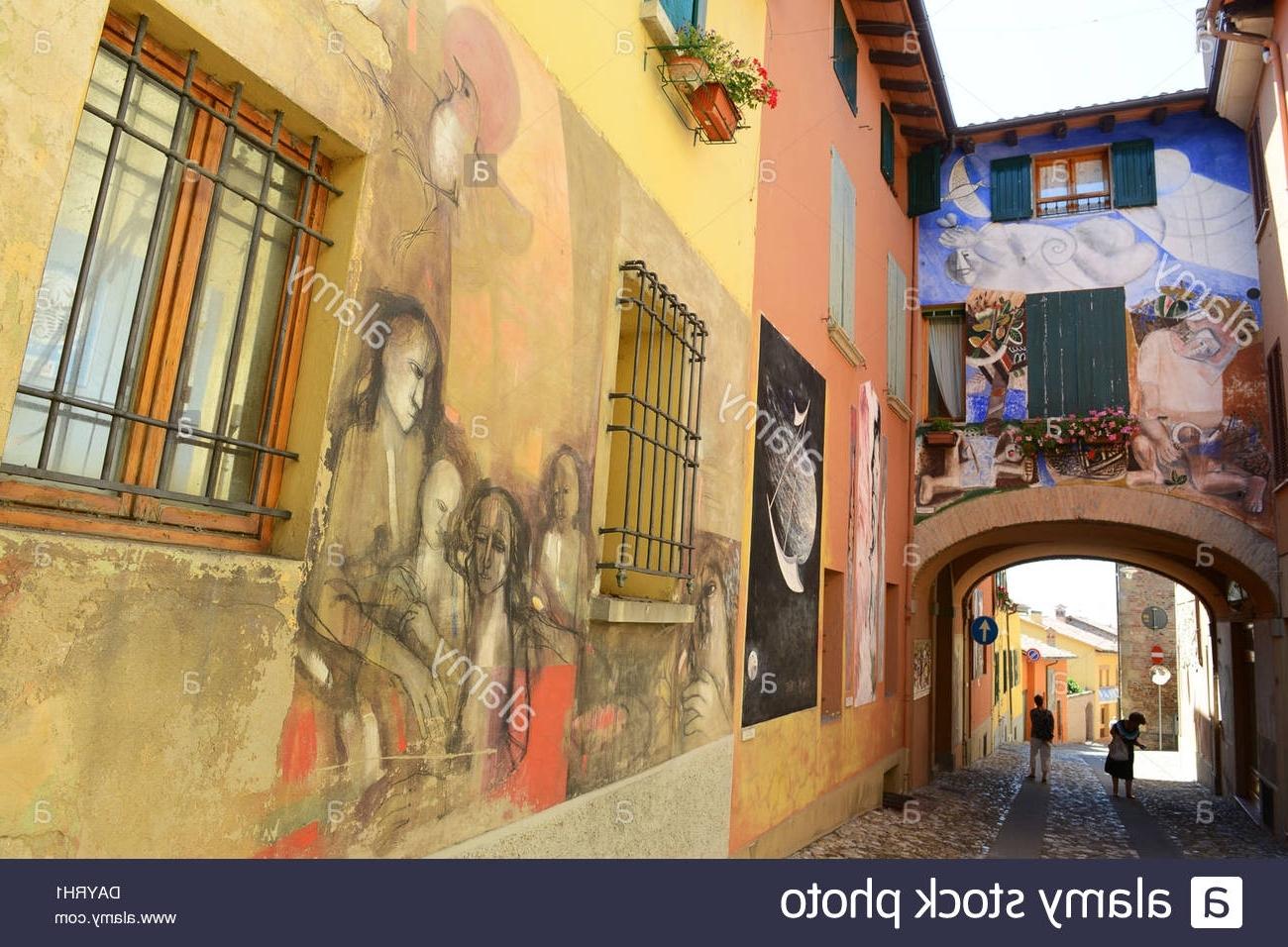 Featured Photo of Italian Art Wall Murals