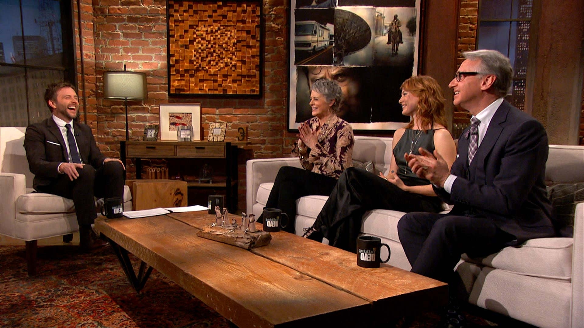 The Walking Dead: Season 6, Episode 13 – Amc Intended For Newest Talking Dead Wood Wall Art (View 11 of 15)