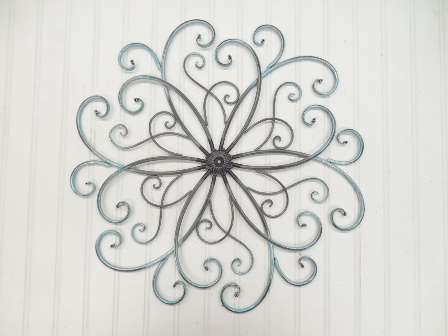 Tips & Ideas: Exciting Wrought Iron Wall Art For Interiors Intended For Most Recent Faux Wrought Iron Wall Decors (View 9 of 15)