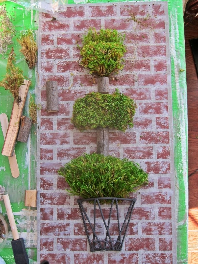 Topiary Wall Art With Regard To Recent Topiary Wall Art – The Navage Patch (View 10 of 15)