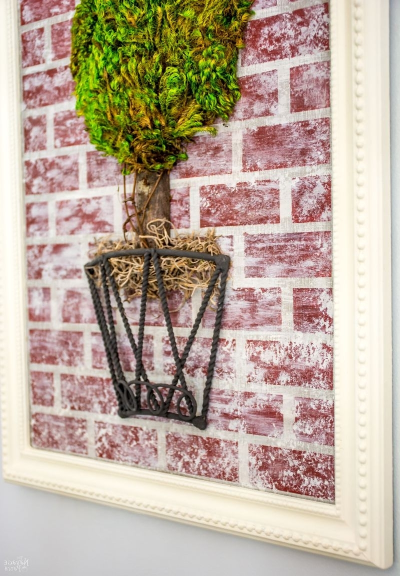 Topiary Wall Art Within Most Recent Topiary Wall Art – The Navage Patch (View 2 of 15)
