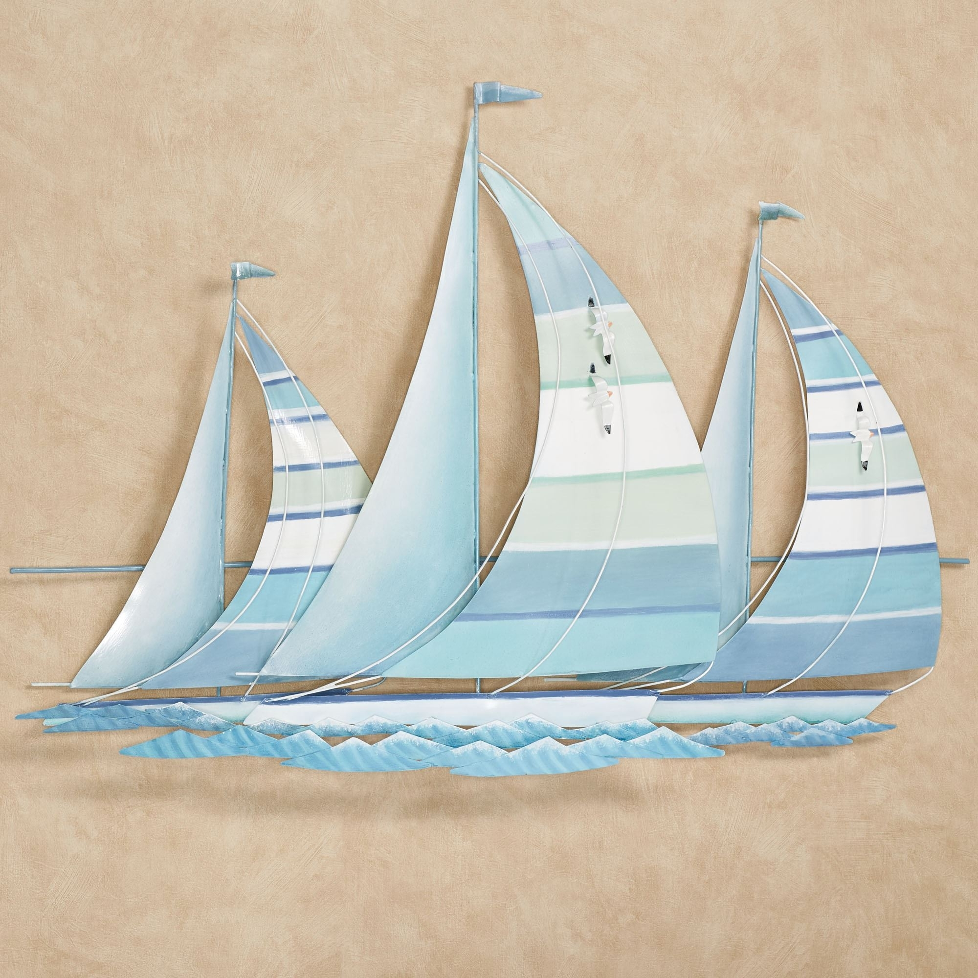 Touch Of Class Regarding Metal Sailboat Wall Art (View 11 of 15)
